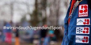 #wirsindauchJugendundSport